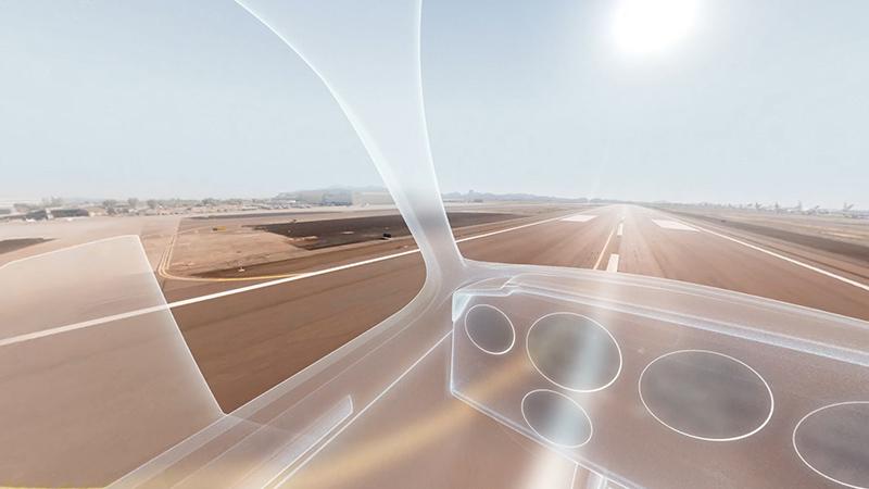 Lufthansa Virtual Reality Training